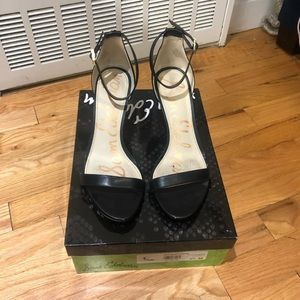 Same Edelman Patti Ankle Strap Sandal